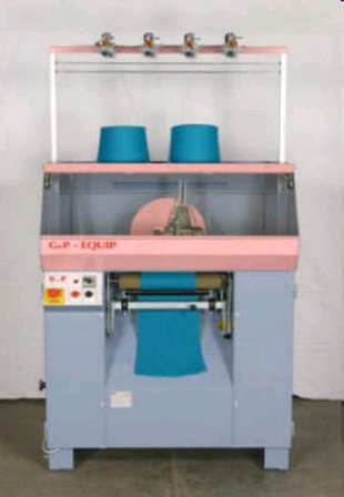 G&P EQUIP knitting machines